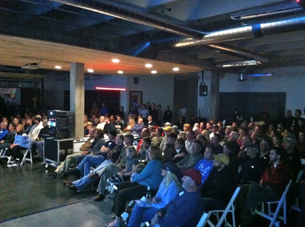 Big Crowd at the CMH Mountain Madness Event in Denver, Nov. 2011